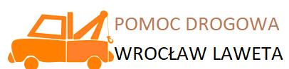 Pomoc drogowa Wrocław Holowanie Laweta 24H Droga S5 S8 Autostrada A4 A8 Całodobowa Auto Pomoc Wrocław Autolaweta na Autostradzie Logo
